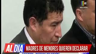 Surgen nuevas denuncias contra Evo Morales por mantener relaciones con menores