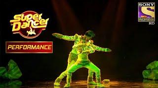 "Bishal और Vaibhav ने ""मल्हारी"" पे दिखाया एक नये अंदाज़ का Dance | Super Dancer Chapter 2 - SETINDIA"