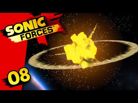 connectYoutube - ON A REUSSI !! DEATH EGG DETRUIT - SONIC FORCES #08 - LET'S PLAY SWITCH (FR)