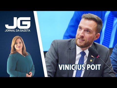 Vinícius Poit, Dep. Federal (Novo/SP), sobre as pautas do Congresso e as eleições ao Governo de SP