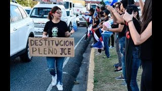 Melymel se ha tirado la protesta por las elecciones dice Nestor Flow
