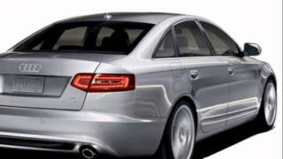 The feature loaded Audi s6