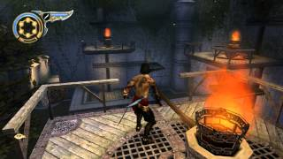Prince of Persia The Two Thrones HD #9 - Падение