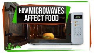 Does Microwaving Food Destroy Its Vitamins?