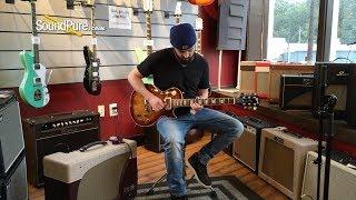 Gibson Les Paul Standard Bourbon Burst Electric #170683345
