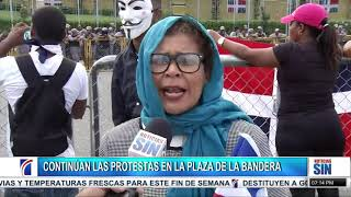#SINFindeSemana: Continúan protestas frente a JCE
