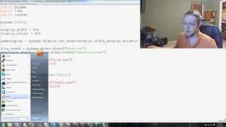 Pygame (Python Game Development) Tutorial - 85 - Pseudo 3D Intro