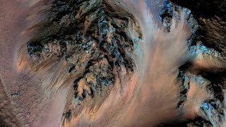 Mars's flowing water and Google's brand new gadgets