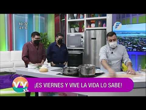 Pasta fresca de tomate rellena de ricotta y albahaca   Recetas Vive la Vida XL