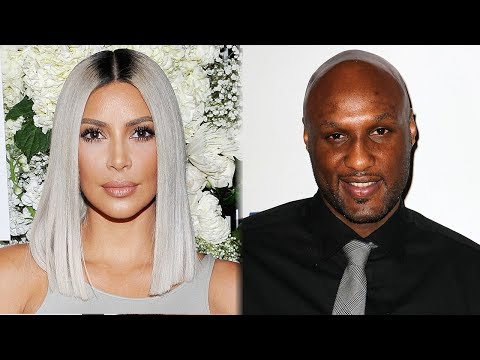 connectYoutube - Kim Kardashian SHADES Lamar Odom With SAVAGE Tweet For Dissing Khloe