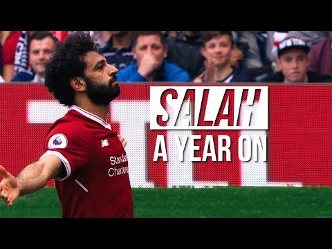 Salah: A Year On | Mo Salah's Extraordinary Debut Season