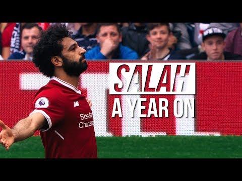 Salah: A Year On | Mo Salah's Extraordinary Debut Season