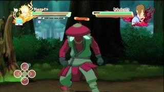 Naruto Shippuden Ultimate Ninja Storm 3 - Naruto & Killer Bee vs The Jinchuriki