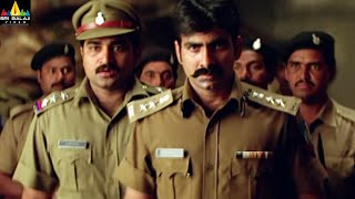 Powerful Police Officer Scenes Back to Back | Top Telugu Action Scenes | Vol 6 | Sri Balaji Video - SRIBALAJIMOVIES