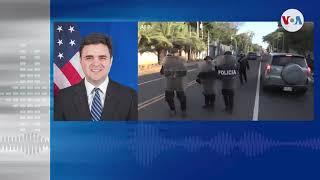 Estados Unidos analiza herramientas para seguir presionando a Ortega