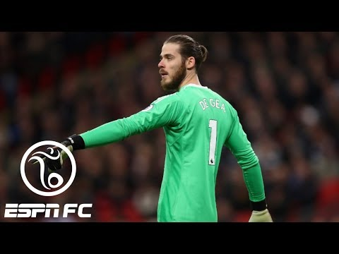 David de Gea signing new contract with Manchester United, according to sources | ESPN FC