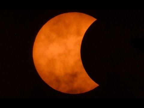 Eclipse anular se dejó ver en varias partes del mundo