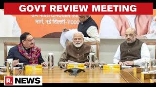 Cabinet Reshuffle Top Agenda As PM Modi, Amit Shah & JP Nadda Huddle At 7 LKM: Sources