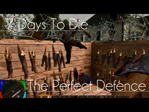 7 days to die how to build cobblestone