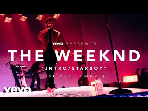 connectYoutube - The Weeknd - Intro/Starboy (Vevo Presents)