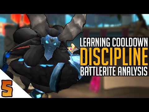 connectYoutube - Battlerite Analysis: Cooldown Discipline
