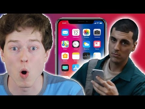 Samsung SLAMS the iPhone X! Apple Exposed!? Growing Up Commercial Review