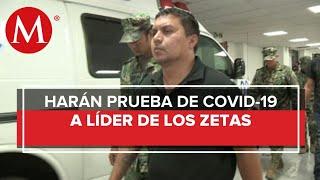 Juez ordena otorgar atención médica urgente al Z40, líder de Los Zetas