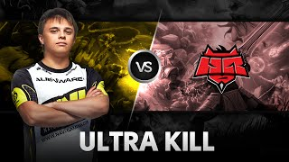 Ultra Kill! By Funn1k vs HellRaisers @Excellent Moscow Cup 2