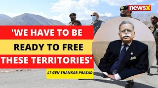 'We Have to Be Ready to Free These Territories' | Former Army Commander on Modi Ladakh Visit | NewsX - NEWSXLIVE