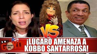???? Alexandra Lúgaro amenaza con demandar a Kobbo Santarrosa y MegaTv! ????????