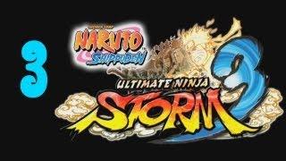 Прохождение Naruto Shippuden: Ultimate Ninja Storm 3 [Часть 3]