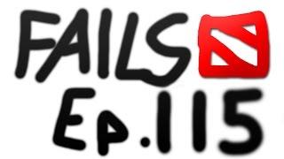 Dota 2 Fails of the Week - Ep. 115
