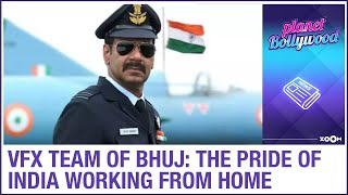 Ajay Devgn starrer Bhuj: The Pride of India VFX team working from home to complete the film - ZOOMDEKHO
