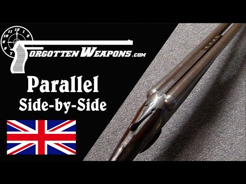 connectYoutube - Parallel-Bore Side by Side Shotgun - Look Ma, No Rib!