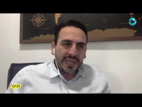 Entrevista Daniel Calvo Politólogo