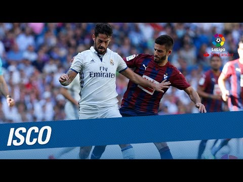 TOP Goals Isco LaLiga Santander 2016/2017