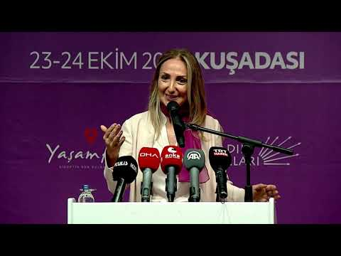 AYLİN NAZLIAKA - KOTALAR BİZE DAR HEDEFİMİZ İKTİDAR TOPLANTISI   23/10/2021