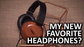 Fostex x Massdrop TH-X00 - My new favorite headphones!?