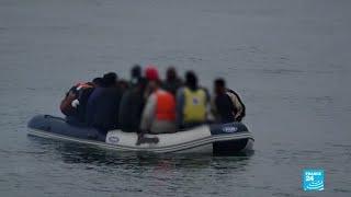 Le Royaume-Uni et la France s'allient pour mettre fin aux traversées illégales de la Manche