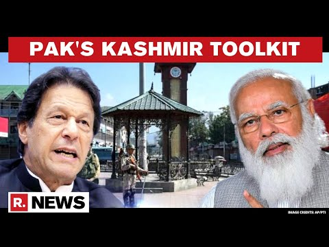 Pakistan's August 5 'Kashmir Toolkit' Exposed, Anti-India Voices Hired To Amplify Hate