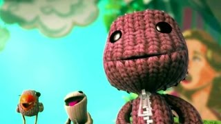 LittleBigPlanet 3 Your Imagination to the Rescue