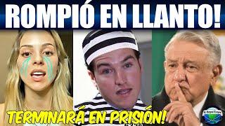 ESPOSA DE SAMUEL GARCIA SE LANZA CONTRA AMLO!! LE EXIGE NO INTERVENIR EN LAS ELECCIONES DE NL!