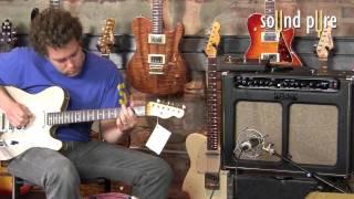 CharterOak s700 Recording Electric Guitars and Bass