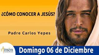 Evangelio De Hoy Domingo 6 Diciembre 2020. Padre Carlos Yepes. Marcos 1,1-8