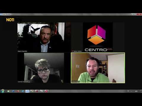 Entrevista a Mario Pazmiño - Experto en seguridad