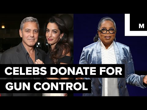 These Celebrities are Getting Behind March for Our Lives