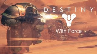 Destiny First Impressions (Gameplay)