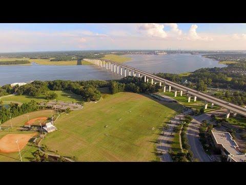 Exclusive Tour of Charleston's Daniel Island and Wharf 7