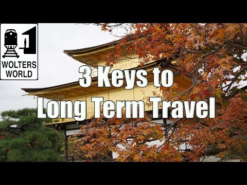 3 Keys to Successful Long-Term Travel Abroad
