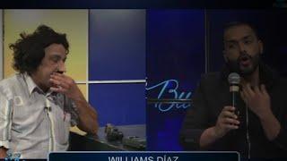 Para morirte de la risa con el Humorista Williams Díaz y sus personajes   En Buena Noche 2/2